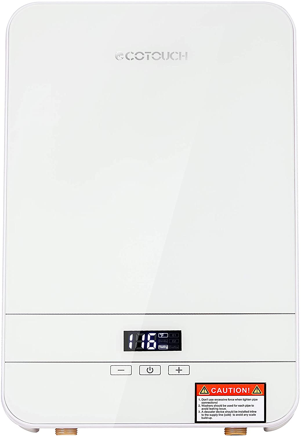 ECOTOUCH 9KW 240V On Demand Water Heater