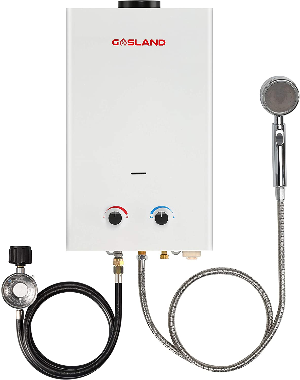 GASLAND Outdoors Propane Water Heater 10L BS264 2.64GPM