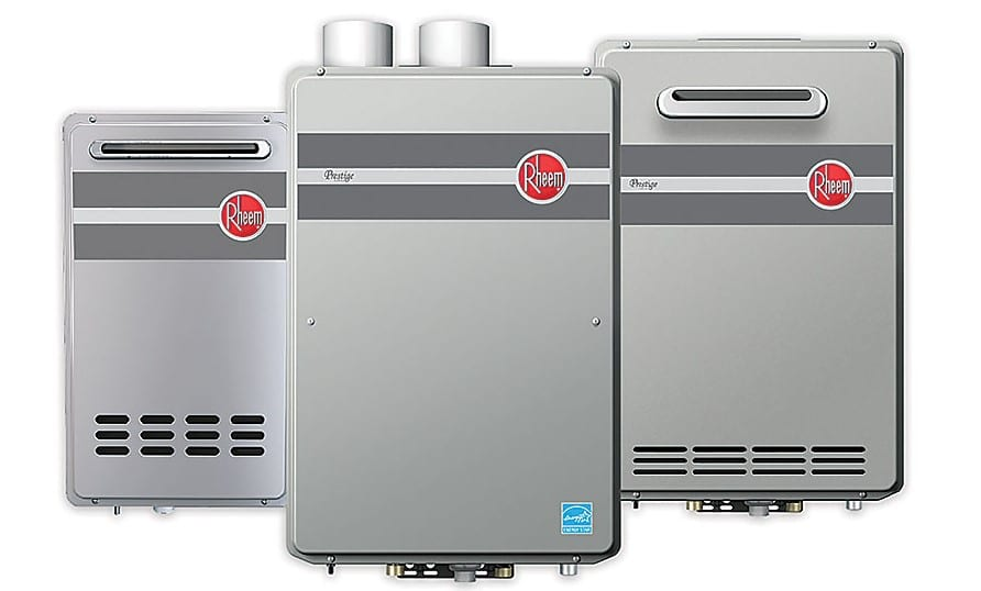 How To Reset Rheem Tankless Water Heater