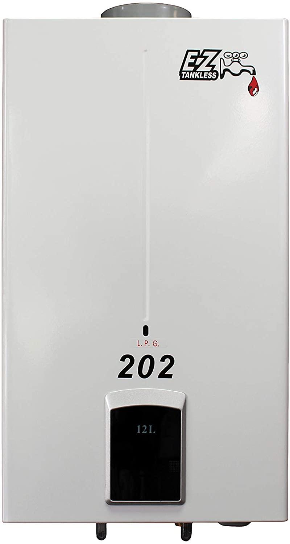 EZ 202 Tankless Water Heater Propane LPG Gas