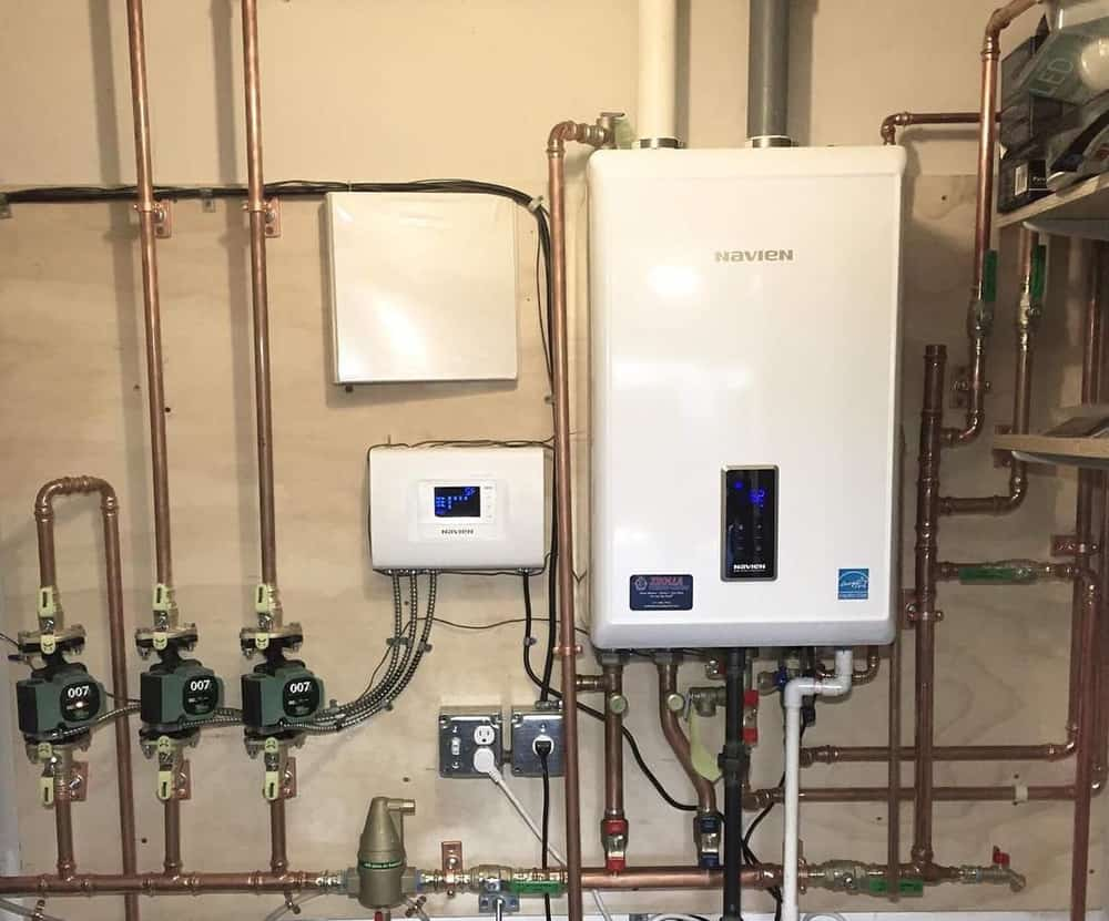 How To Reset Navien Tankless Water Heater?