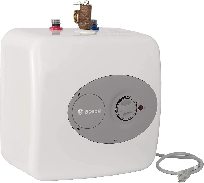 Bosch Electric Mini Tank Water Heater Tronic 3000 T 2.5 Gallon ES2.5
