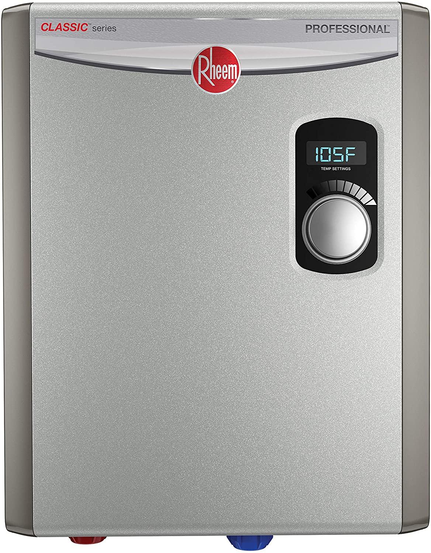 Rheem RTEX 18 18kW 240V Electric Tankless Water Heater