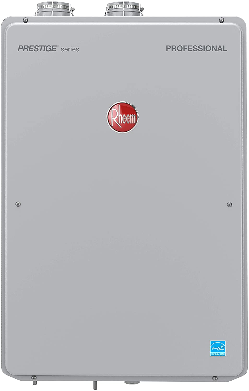 Rheem RTGH 84DVLN 2 Natural Gas Condensing Tankless Water Heater