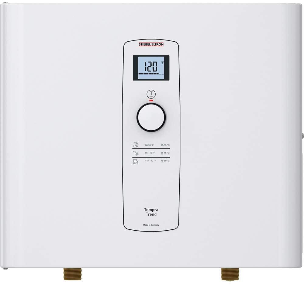 Stiebel Eltron Tankless Water Heater Tempra 20